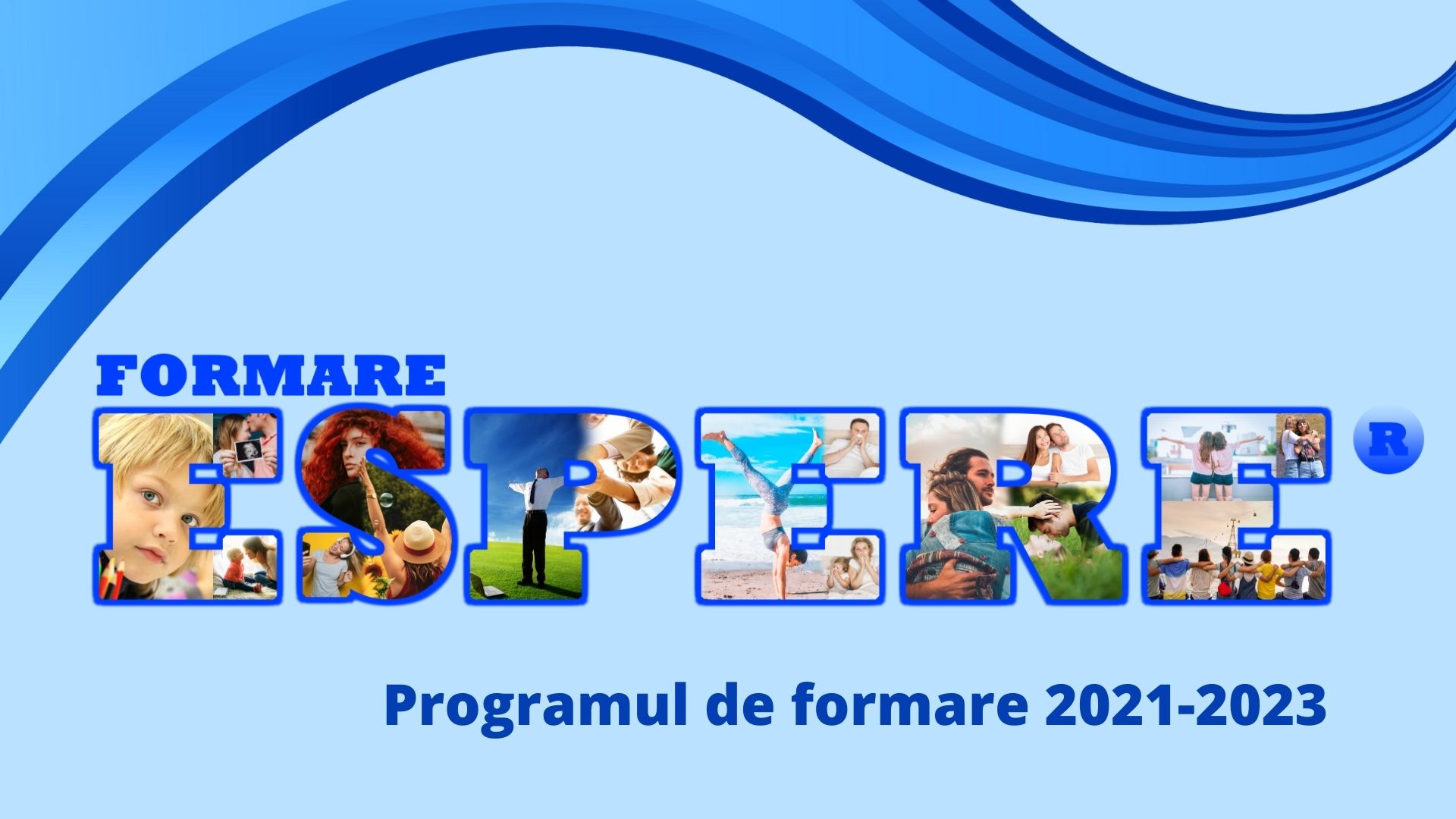 Formare in Metoda ESPERE grupa 2021-2023