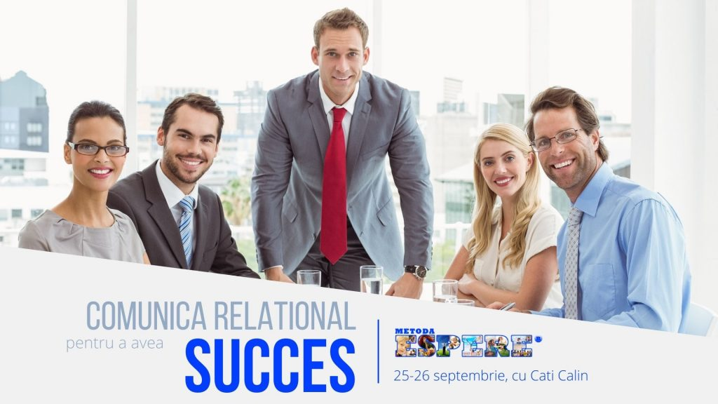 Comunica relational pentru a avea succes