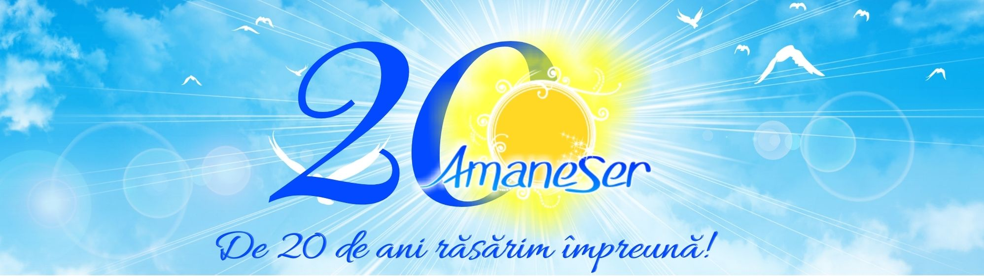 Centrul Amaneser a implinir 20 de ani | dezvoltare personala, comunicare relationala, crestere spirituala
